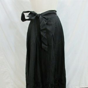 NWT Talbots Silk Skirt